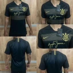 Camisas esportivas