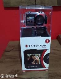 Câmera de Ação Xtrax Selfie 4K