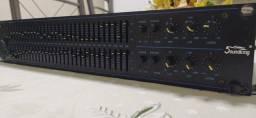 Equalizador Soundking 31 Bandas Stereo