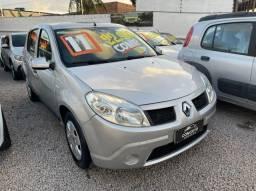 Título do anúncio: Renault - Sandero 1.6 2011 completo de tudo