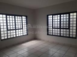 Casa para alugar com 4 dormitórios em Santos dumont, Sao jose do rio preto cod:L12909