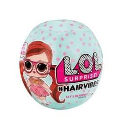 Vendi Boneca LOL Surprise Hair Vibes com Acessórios - Original
