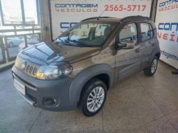 Título do anúncio: Fiat Uno Way 8V Evo Flex 4P Manual 2011/2012