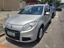 Renault Sandero EXP 1.6 2012 Completo + GNV