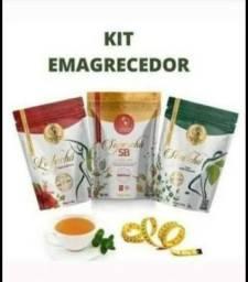 Kit super chá maravilhas da terra frete grátis a pronta entrega