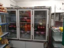 Refrigerador - vendo/troco por ilha gelada