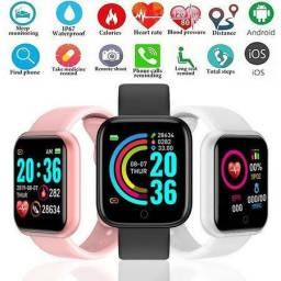 Relógio Smartwatch D20 Novos + Garantia