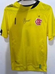 Camisa Flamengo Olympikus Bruno Goleiro 2009