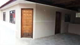 Casa com 2 dormitórios à venda, 46 m² por R$ 165.000 - Guaraituba - Colombo/PR