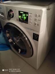 Vendo máquina de lavar e secar Samsung modelo Ecobubble 8,5kg