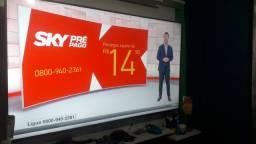 TV SMART 58 polegada