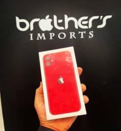 iPhone 11 64gb lacrado parcelo em até 18x no cartão