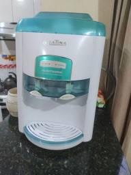 Bebedouro purificador de água refrigerado latina
