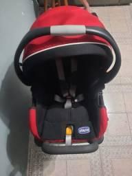 Bebê conforto chicco com base