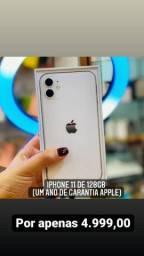 Iphone 11 de 128gb Branco