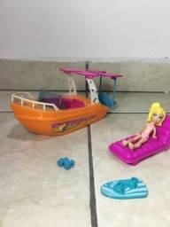 Barco da Polly Splash original