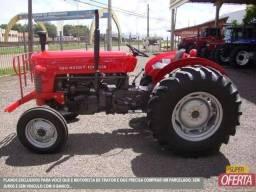 Trator Massey Ferguson 50 X 4x4 ano 72