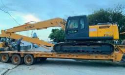 Escavadeira Hyundai 210LC