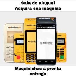 Título do anúncio: Máquinas de Cartão PagSeguro em Goiânia