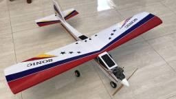 Aeromodelo Sonic 40 FS Osmax