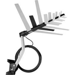 Antena Externa Digital Para Tv 5 Em 1 Dtv 2000 Aquário