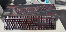 Teclado Hyperx Alloy Fps Led Red