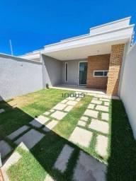 Título do anúncio: Casa com 3 dormitórios à venda, 93 m² por R$ 300.000 - Centro - Eusébio/CE