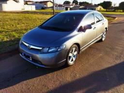 Honda Civic 2007, 1.8, LXS, gasolina, automático
