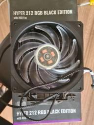 Air Cooler Hyper 212 Rgb Black Edition Cooler Master