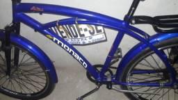 Bicicleta Mônaco semi nova zap *