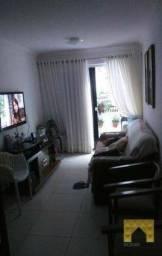 Apartamento Térreo com 2 Quartos à venda, 54 m² por R$ 210.000 - Portal do Sol - João Pess