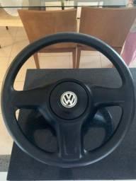Volante VW Gol 1.0 ano 2010 original