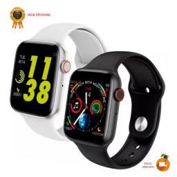 Relógio SmartWatch Iwo 12 lite W26 Tela Infinita Faz e atende ligação