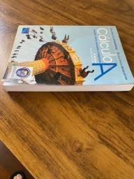 Livro - Cálculo A: Funções, Limite, Derivação e Integração em ótimo estado