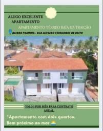 Apartamento para alugar na Baía da Traição