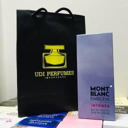 Título do anúncio: Perfume Montblanc Emblem Intense 50ml - Aceitamos Pix!!!