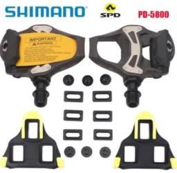 Título do anúncio: Pedal Shimano 5800