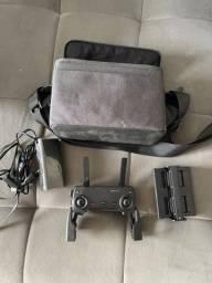 Controle e carregador do DJI Mavic Air