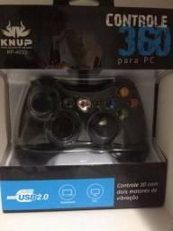 Controle para pc 360 ( knup)