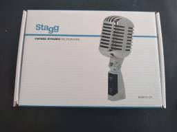 Microfone Vintage Stagg