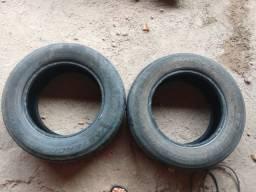 Vendo 4 pneus usados 185/70 r 14