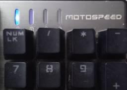 Teclado Gamer Motospeed (Aceito trocas)