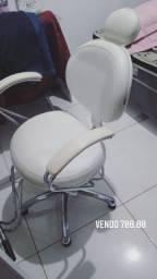 Cadeira maquiagem / sobrancelha