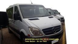 M.Benz Sprinter 415 CDI 16 L. 2015 a 2017 a partir de R$ 68.000,00 à Vista