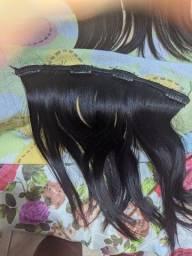 Vendo 2 tela de cabelo de vdd já com tic tac por 150 tem conversa 30 centímetro *