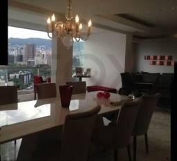 Apartamento à venda com 4 dormitórios em Lourdes, Belo horizonte cod:13012