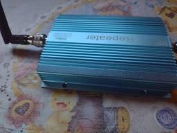 Aparelho amplificador repetidor celular sinal 2G  900 MHz