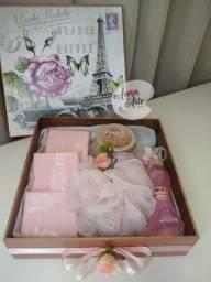 Caixas personalizadas para o dia das mães