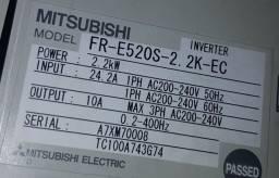 Inversor de frequência Mitsubishi FR-E520