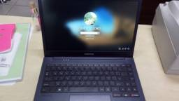 Notebook Positivo Motion q232b 2gb 32gb ssd + 64gb Nuvem* 14? Windows 10 home